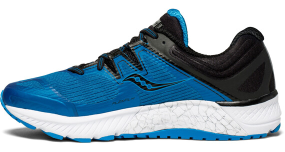 saucony Guide ISO - Chaussures running Homme - bleu/noir